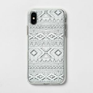 New Heyday iPhone X printed case